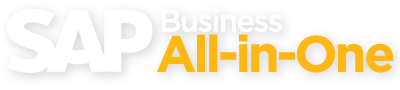 Logo SAP Business All In One